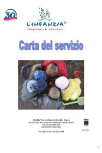 Carta del Servizio - Asilo Nido Castelfiorito