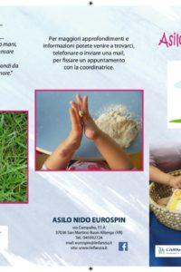 Presentazione - Asilo Nido Eurospin