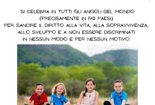 20 novembre 2020  Giornata Mondiale dei diritti dei bambini  Ancora oggi molti b…